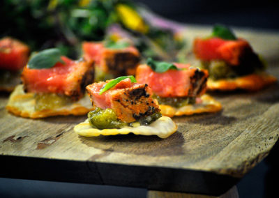 Appetizer for Catering Sacramento